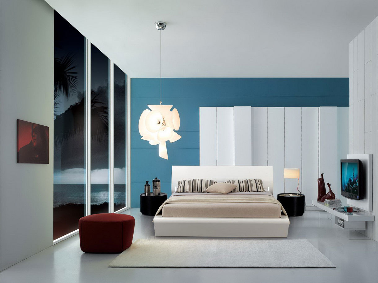 Inclusive Modern Bedroom Interior And Designing Services In