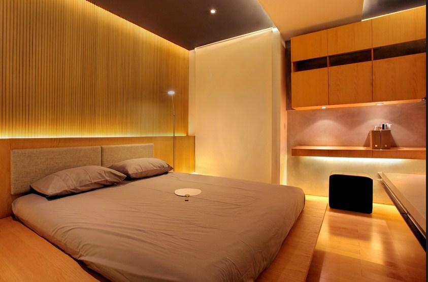 Inclusive Modern Bedroom Interior And Designing Services