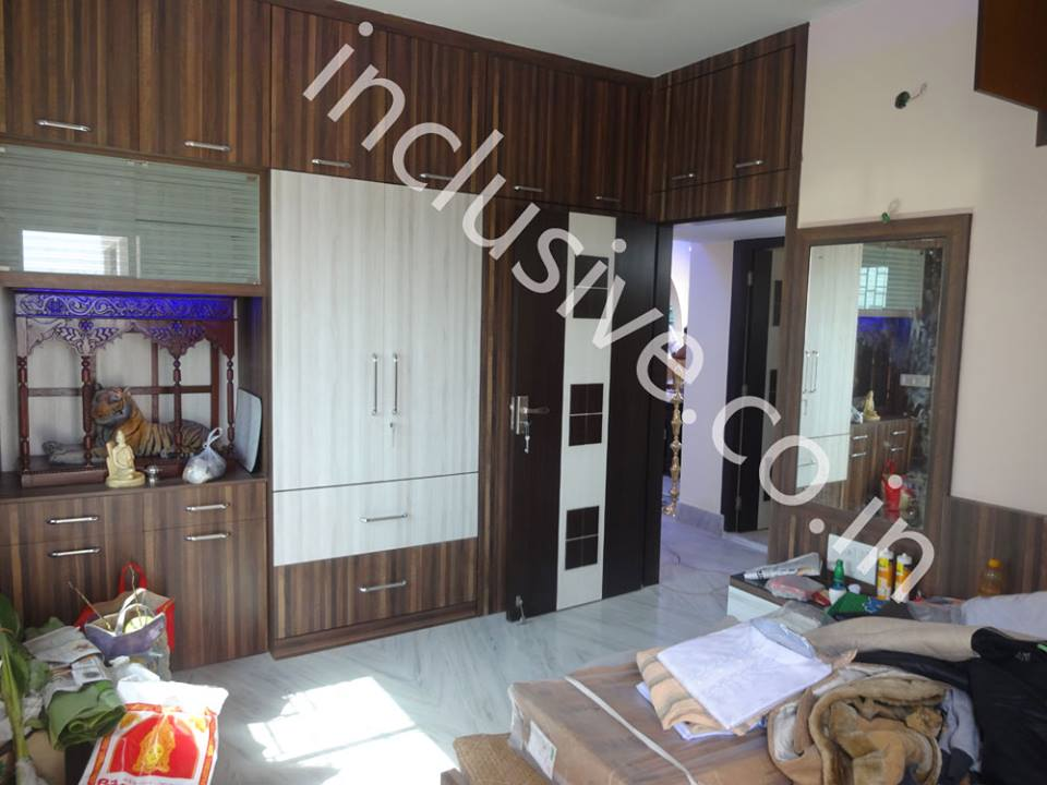 Interior Designing in Rajarhat New Town for Mr Sapat Kumar Das