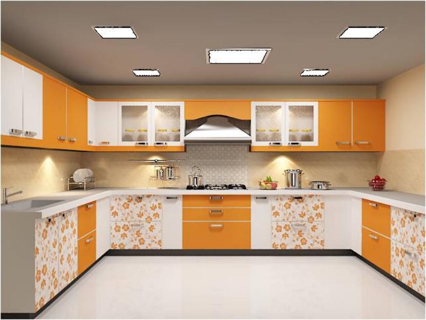 Inclusive Supreme Modular Kitchen Decor Kitchen Design Service In